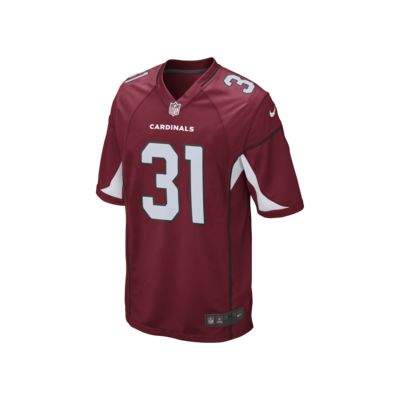 Camiseta de fútbol americano para hombre NFL Arizona Cardinals Game (David Johnson)