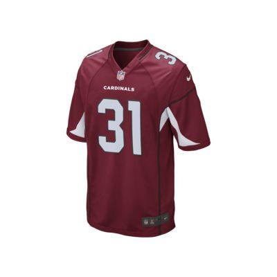 Męska koszulka meczowa do futbolu amerykańskiego NFL Arizona Cardinals (David Johnson)