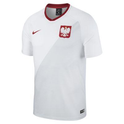 2018 Poland Stadium Home Men's Football Shirt