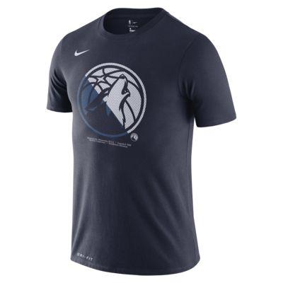 Playera de la NBA para hombre Minnesota Timberwolves Nike Dri-FIT