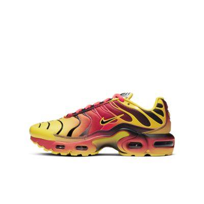 Calzado para niños grandes Nike Air Max Plus QS