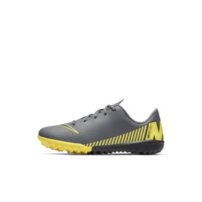 Nike Jr. MercurialX Vapor 12 Academy TF Younger Kids' Turf Football Shoe