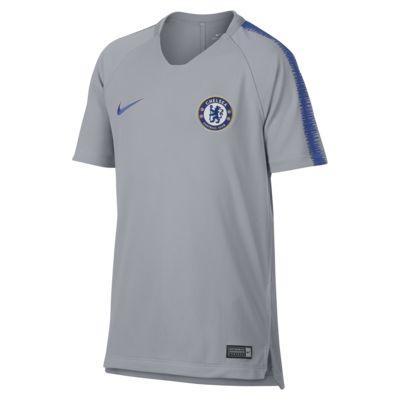 Fotbollströja Chelsea FC Breathe Squad för ungdom