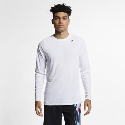 Hurley Quick Dry Men's Long-Sleeve T-Shirt