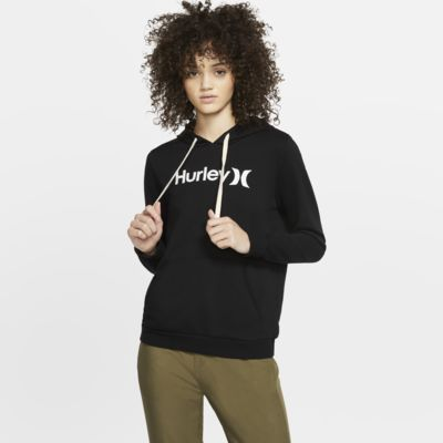 Hurley One And Only Fleece-Pullover für Damen
