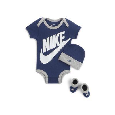 Ensemble body, bonnet et chaussons Nike Sportswear pour Bébé