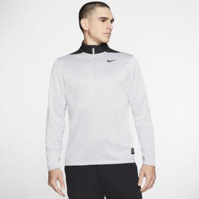 Nike Dri-FIT Part superior de mitja cremallera de golf - Home