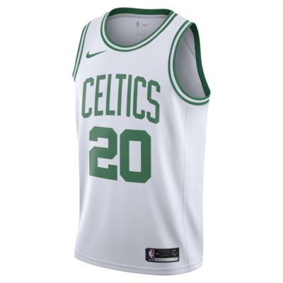 Gordon Hayward Association Edition Swingman (Boston Celtics) Men's Nike NBA Connected Jersey