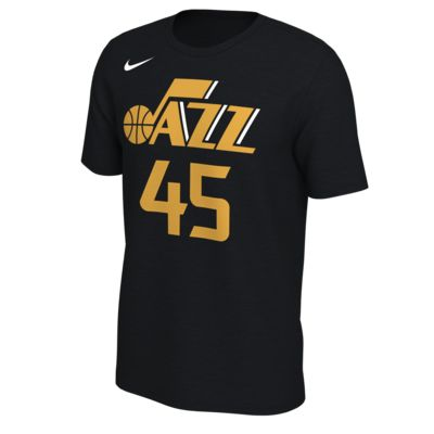 info for 9afaa 281fc Donovan Mitchell Utah Jazz Nike Dri-FIT Men's NBA T-Shirt