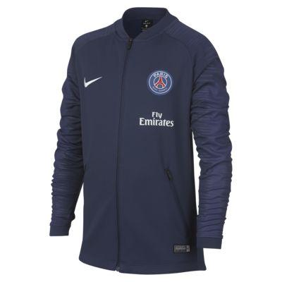 Fotbollsjacka Paris Saint-Germain Anthem för ungdom