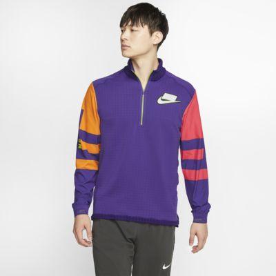 Męska koszulka z długim rękawem do biegania Nike Wild Run