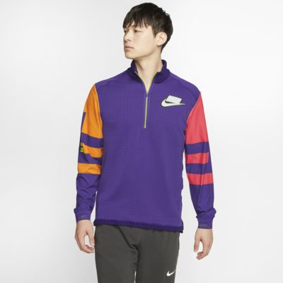 Nike Wild Run Part superior de màniga llarga de running - Home
