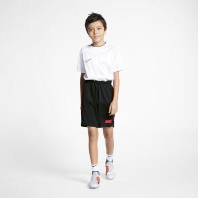 Shorts de fútbol para niños talla grande Nike Dri-FIT Squad