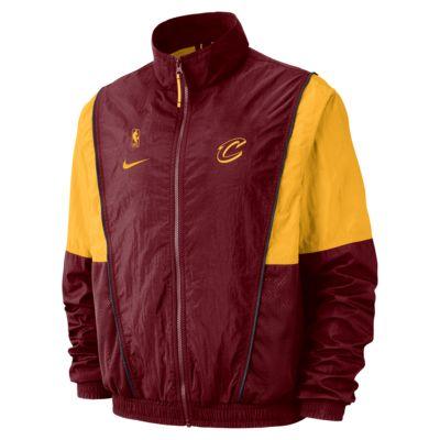 Cleveland Cavaliers Nike Men's NBA Tracksuit Jacket