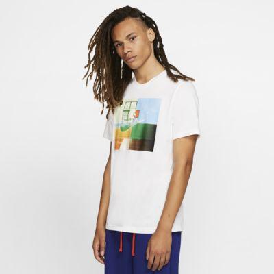 Męski T-shirt do koszykówki Nike Dri-FIT