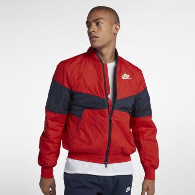 Nike Sportswear Synthetic Fill Men's Graphic Bomber Jacket