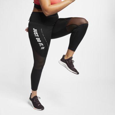 Mallas de entrenamiento para mujer Nike Power (talla grande)