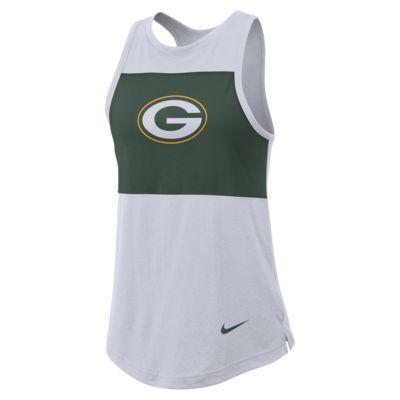 Nike Breathe (NFL Packers) Women's Tank