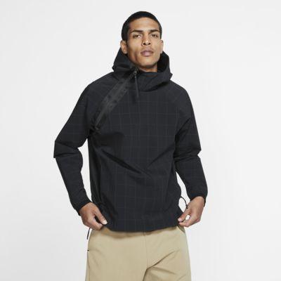 Huvjacka i vävt material Nike Sportswear Tech Pack för män