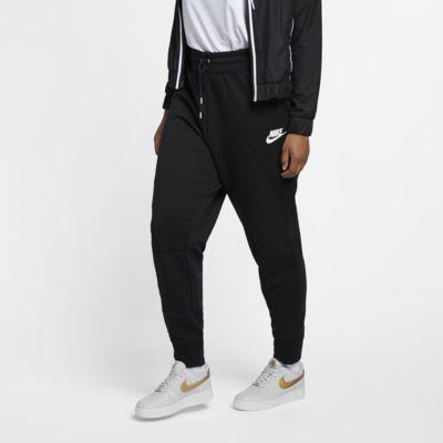 Byxor Nike Sportswear Tech Fleece för kvinnor (stora storlekar)