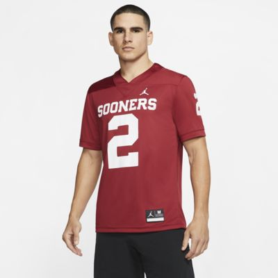 Jordan College Dri-FIT Game (Oklahoma) Men's Football Jersey