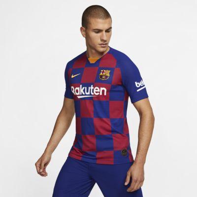 Camiseta de fútbol para hombrede local Vapor Match del FC Barcelona 2019/20
