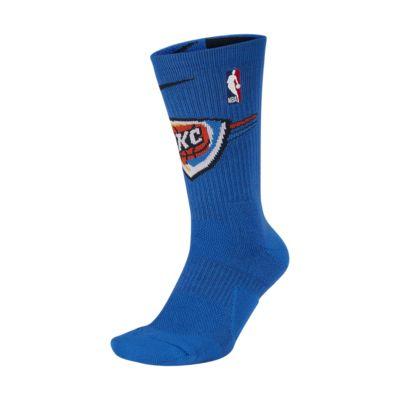 Chaussettes NBA mi-mollet Oklahoma City Thunder Nike Elite