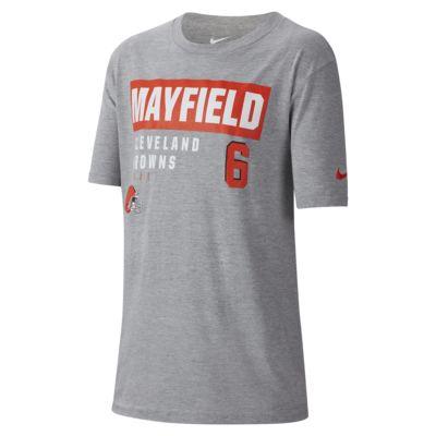 NFL Cleveland Browns (Baker Mayfield) Big Kids' (Boys') T-Shirt
