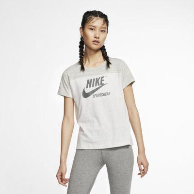 เสื้อแขนสั้นผู้หญิง Nike Sportswear Vintage