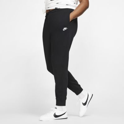 Pantalones de tejido Fleece para mujer Nike Sportswear Essential (talla grande)