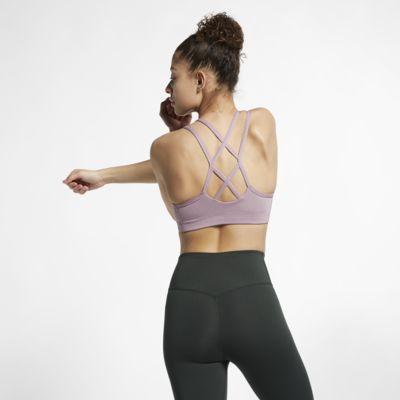 Nike Favorites Strappy Women's Light Support Sports Bra