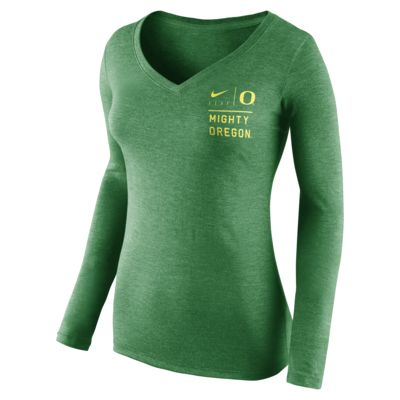 Nike College (Oregon) Women's Long Sleeve T-Shirt