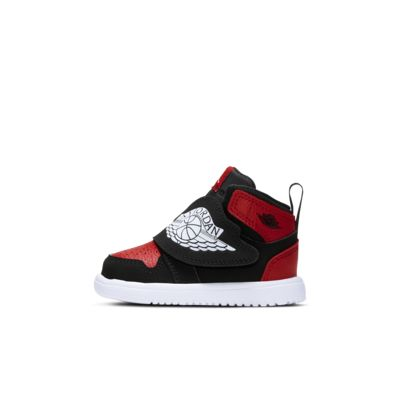 Sky Jordan 1 Baby and Toddler Shoe