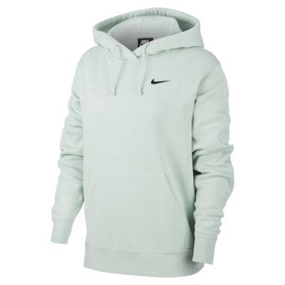 Sweat à capuche en tissu Fleece Nike Sportswear Essential pour Femme