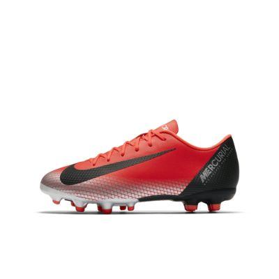 Nike Jr. Mercurial Vapor XII Academy CR7 MG Botas de fútbol para ... 51f3c406c23ea