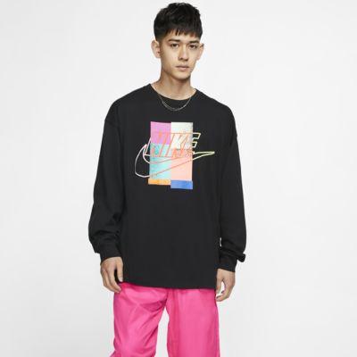 Nike x atmos 男款長袖 T 恤