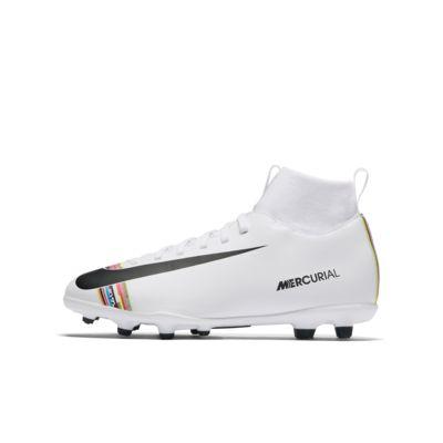 Nike Jr. Superfly 6 Club MG fotballsko til flere underlag til små / store barn