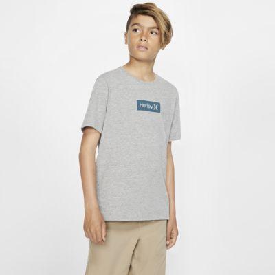 Hurley Premium One And Only Small Box T-skjorte til gutt