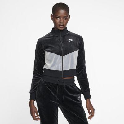 Chamarra para mujer Nike Sportswear Heritage