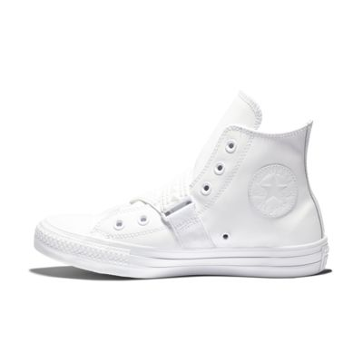 Converse Chuck Taylor All Star Punk Strap Leather High Top by Nike