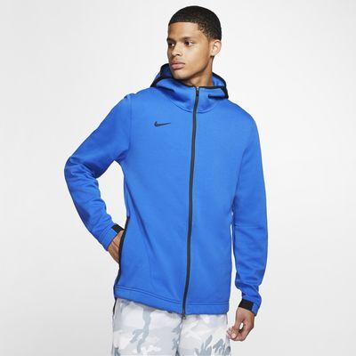 Nike Dri-FIT Showtime Men's Full-Zip Basketball Hoodie