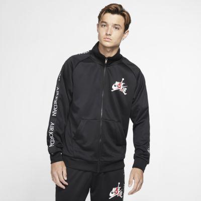 Jordan Jumpman Classics oppvarmingsjakke i trikot til herre