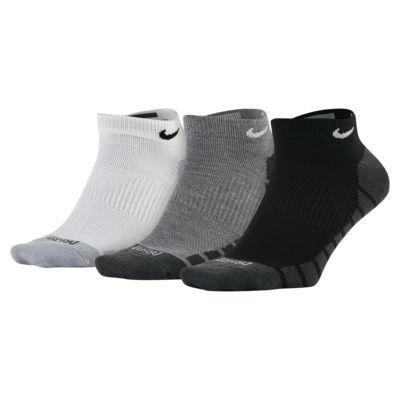 Chaussettes de training Nike Dry Lightweight No-Show (3 paires)