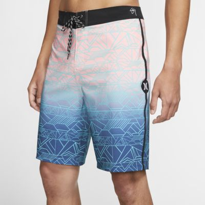 "Hurley Phantom Sig Zane Haliewa Men's 20"" Board Shorts"