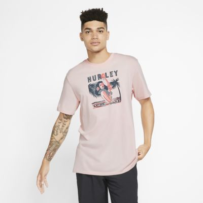 Hurley Premium Tropics Del Muerte Men's T-Shirt