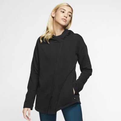 Hurley Dri-FIT Wash Women's Full-Zip Fleece Top