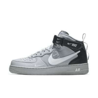 air force 1 gray