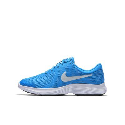 Беговые кроссовки для школьников Nike Revolution 4  - купить со скидкой