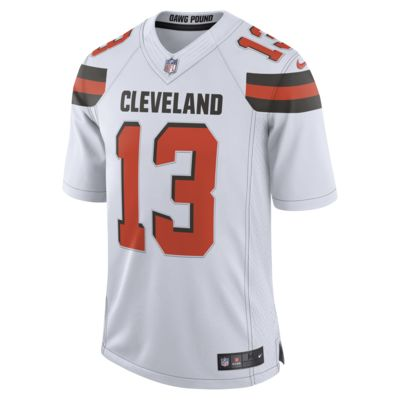 NFL Cleveland Browns (Odell Beckham Jr.) Men's Limited Football Jersey