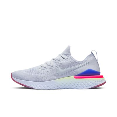 premium selection f13e3 10ef8 Nike Epic React Flyknit 2 Men s Running Shoe